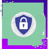 امنیت بالا در ارائه خدمات